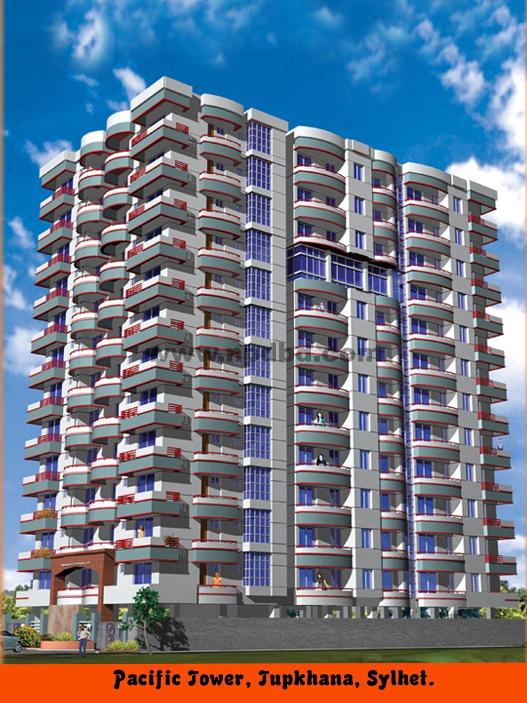 Project: Pacific Tower - 168 Surma Vally, Tupkhana, Sylhet » Next