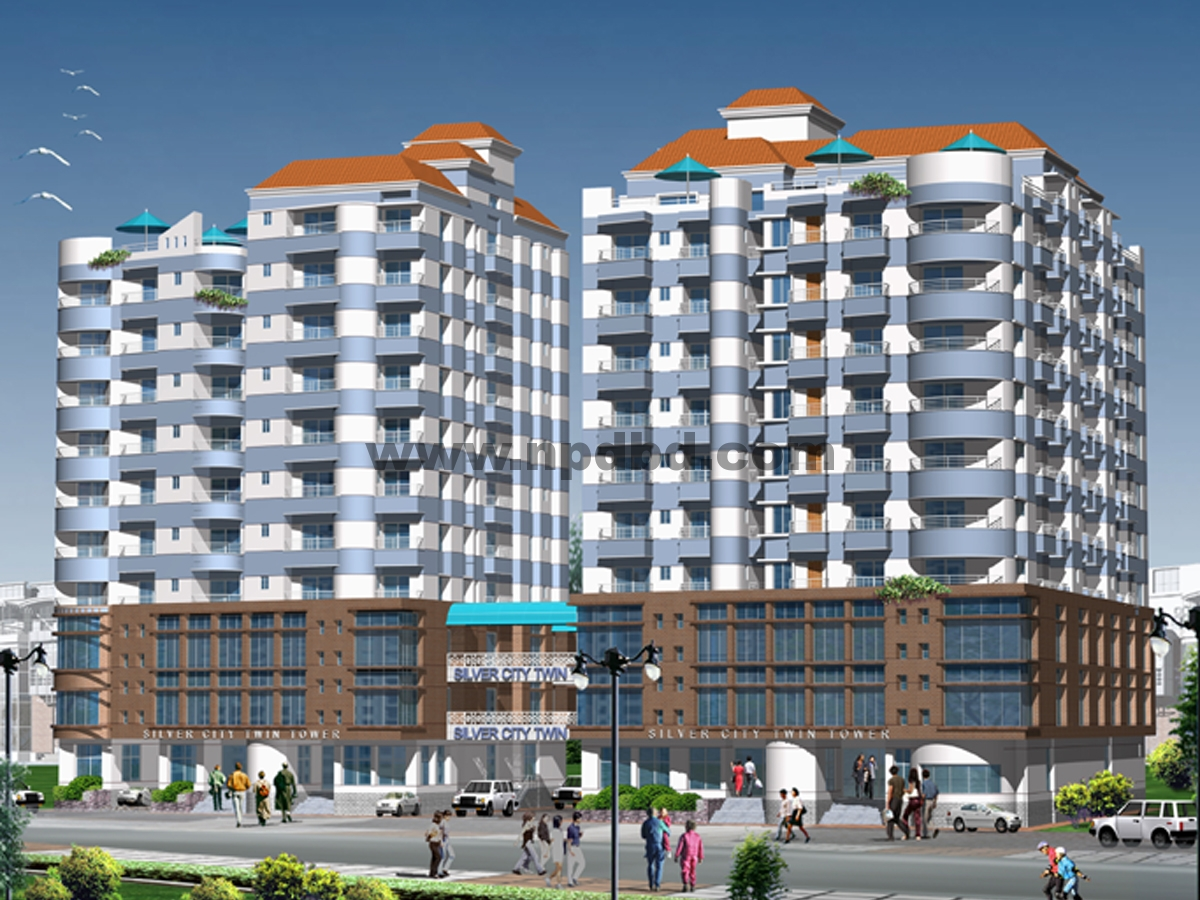 Project: Silver City Twin Tower - Silver City Housing, Sylhet » Next